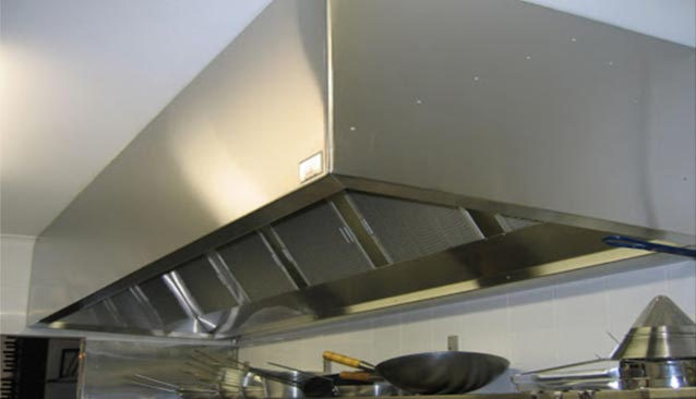 stainless steel hood manufacturing image